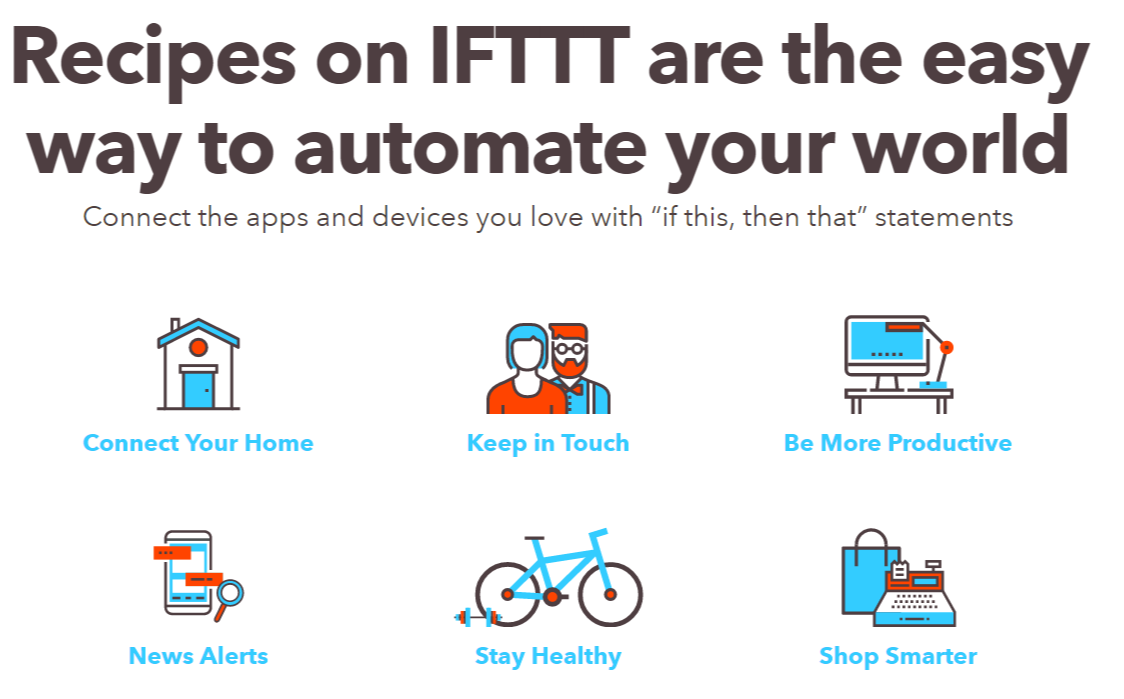 IFTTT Overview