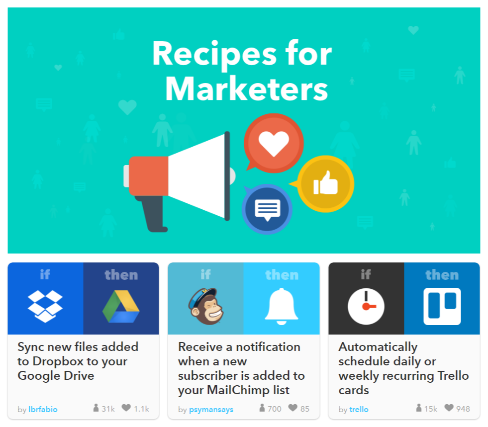 IFTTT Review Image