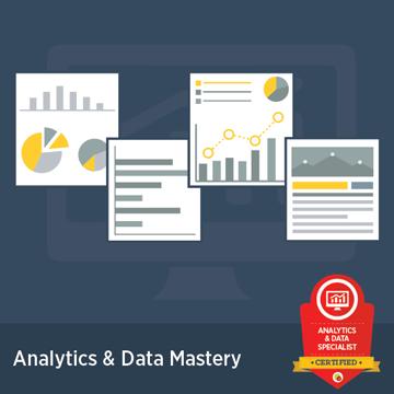 Digital Marketer Master Analytics Course