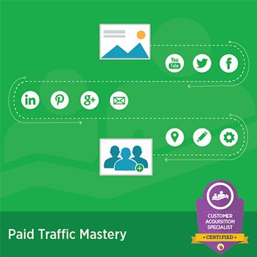 Digital Marketer Paid Traffic Mastery