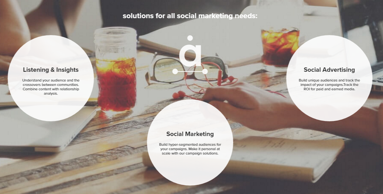 Audiense social media marketing for Twitter
