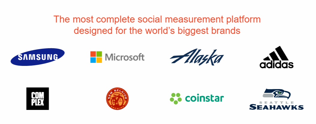 Simply Measured Social Analytics