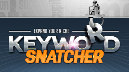 Keyword Snatcher – Great Value Keyword Research Tool