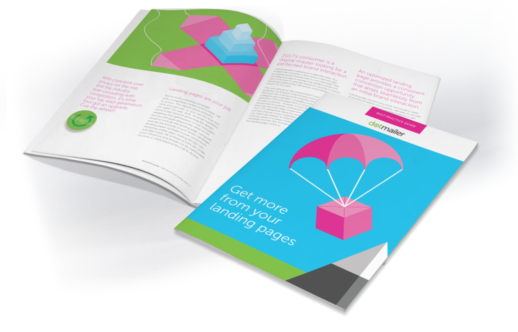 Get more from your landing pages