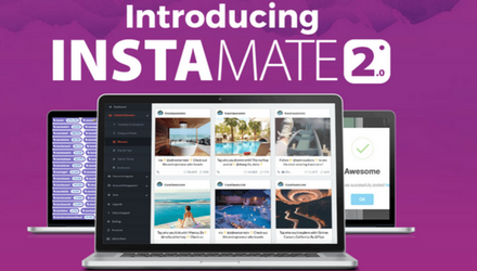 Instamate – Instagram Marketing Supertool
