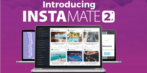 Instamate Instagram marketing