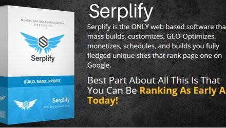 Serplify – Local SEO Supertool
