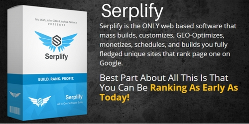 Serplify Local SEO Tool