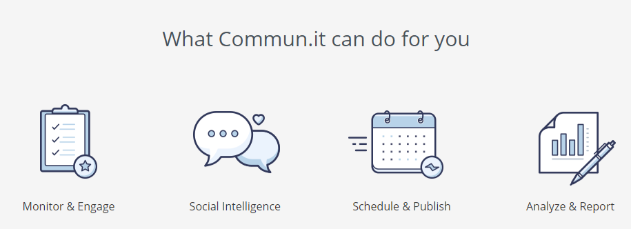 Commun.it social media community management