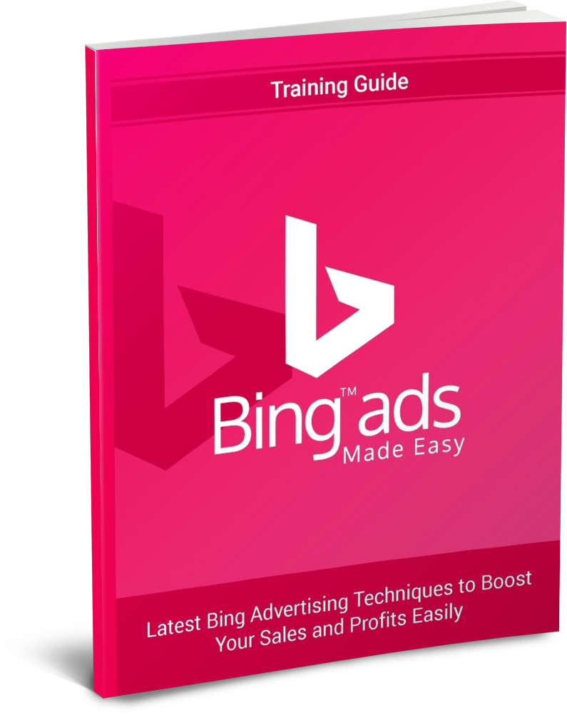 Bing Ads e-book
