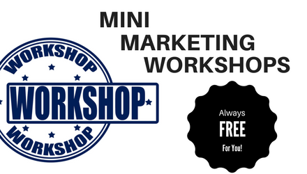 Mini Marketing Workshops – Analyse Your Competition For Free