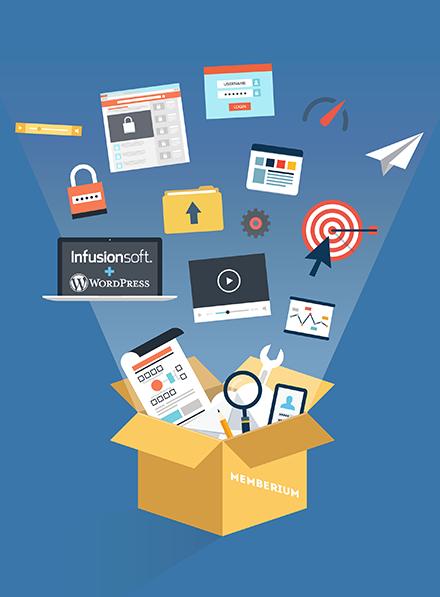 Memberium Membership plugin for wordPress and Infusionsoft