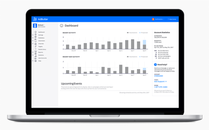 AdButler Ad Serving Platform