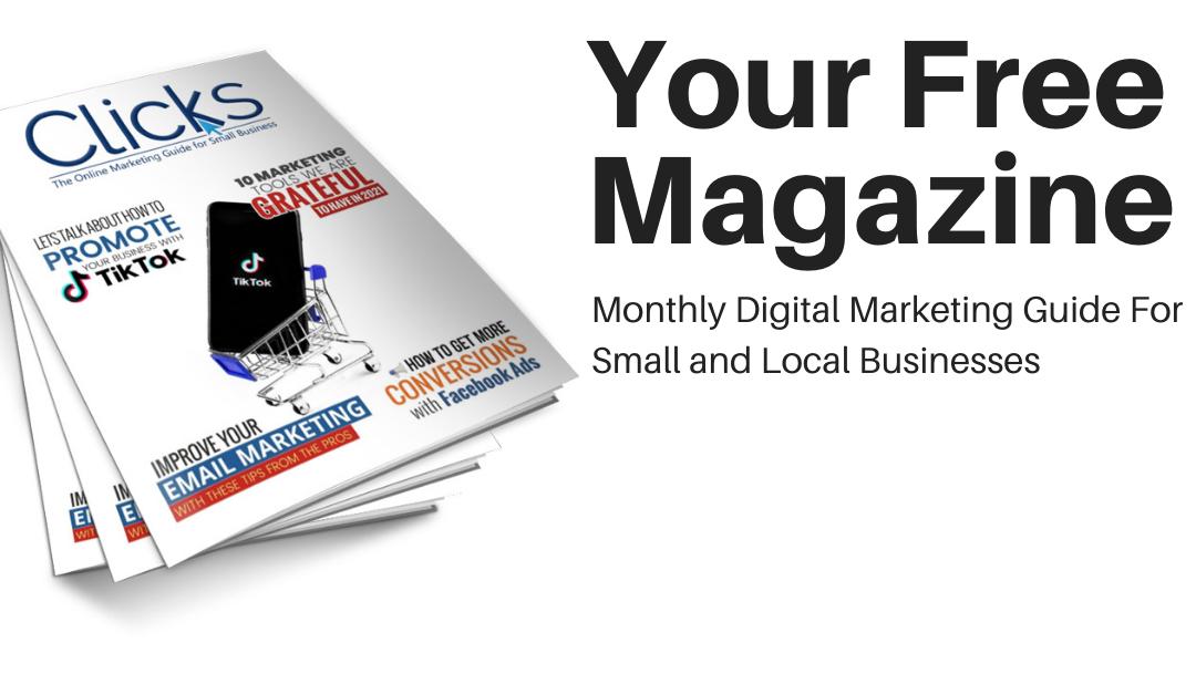 Clicks Free Marketing Magazine 75